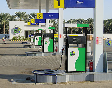 Double Nozzle Fuel Dispenser Fuel Dispenser Fuel