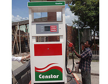 South Africa Petrol Station Fuel Dispenser, South African