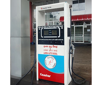 China Factory Sale 50000 Liters Portable LPG Gas Station