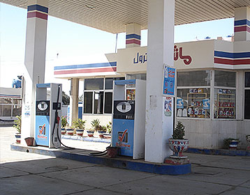 Cng filling stations between delhi haridwar