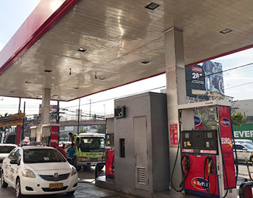 NPA closes down gas filling station at Dansoman Citi 97