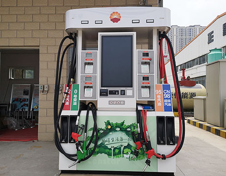 Export to Angola Fill Fuel 40FT Mobile Fuel Station Mobile
