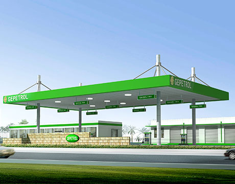 gas station led price signs Quality Supplier from China