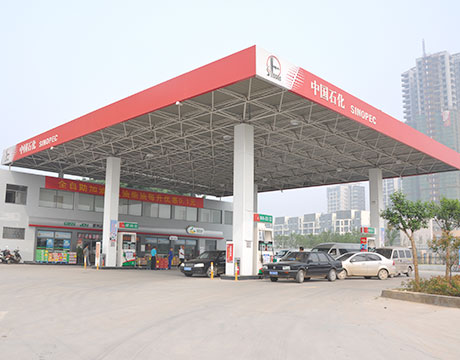 China Conquer Series Fuel Dispenser