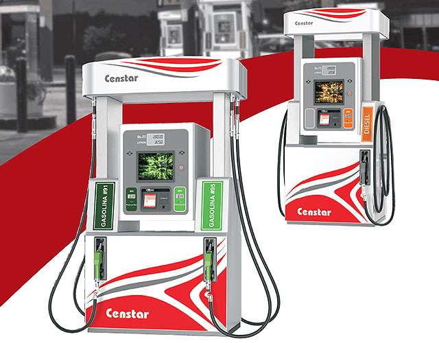 Pioneer Series Fuel Dispenser